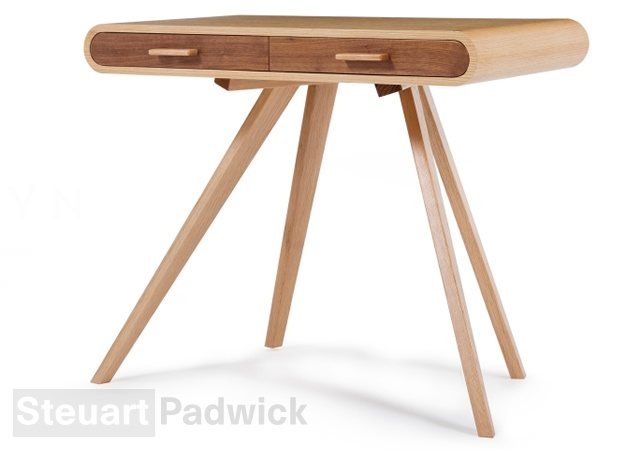 Fonteyn desk | Image courtesy of Steuart Padwick