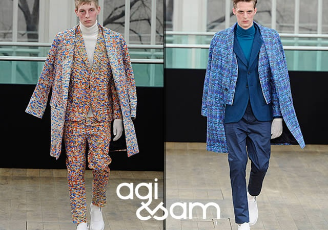 Agi and Sam fall/winter 2012