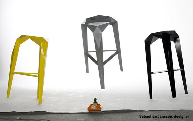 Habitus stool | Image courtesy of Sebastian Jansson