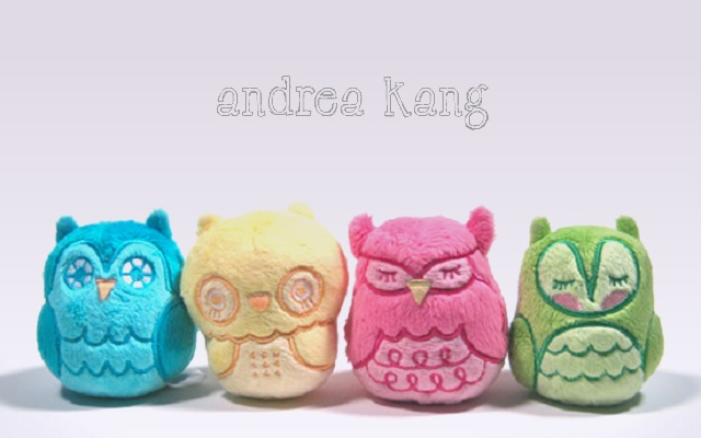 Andrea Kang Soft Toy Designer | Image courtesy of Andrea Kang