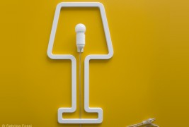 ColoredSHAPE wall lamp - thumbnail_1