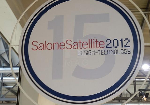 Salone Satellite 2012