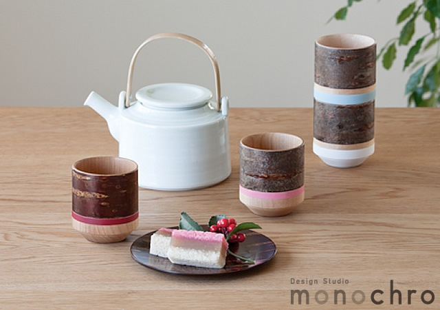 Hanagasumi table ware | Image courtesy of Monochromo