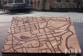 Tavolo Mappa Edimburgo - thumbnail_1