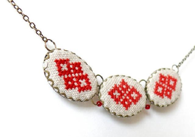 Natalka Pavlysh jewellery designer