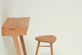 Quello Table and Stool - thumbnail_3