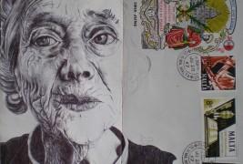 Biro pen drawings - thumbnail_11