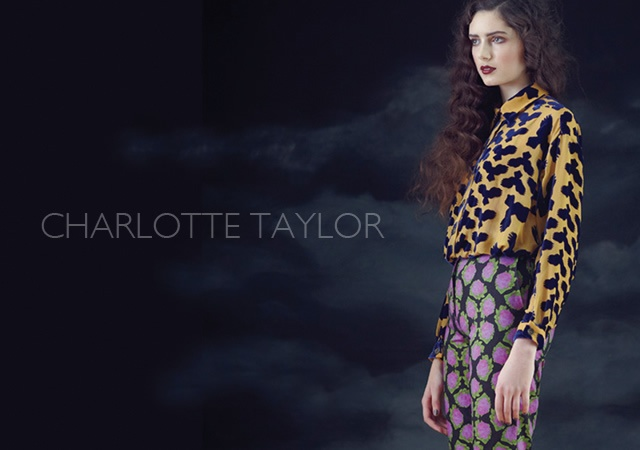 Charlotte Taylor fall/winter 2012
