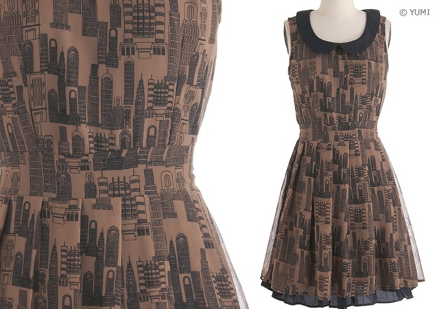 Downtown Darling Dress | Image courtesy of Yumi