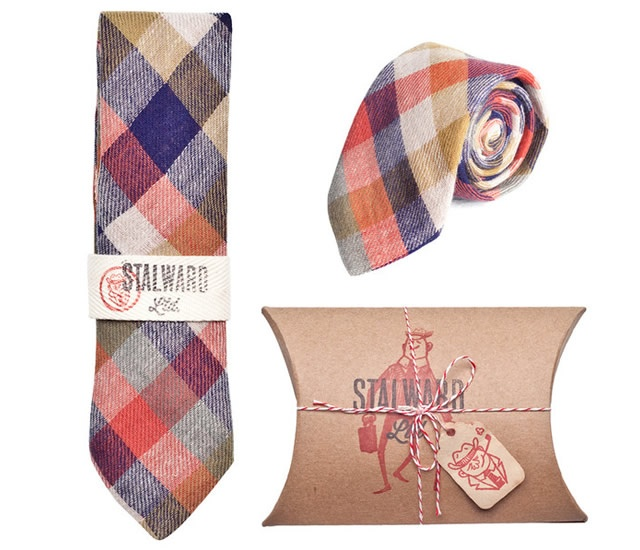Stalward neckties