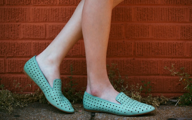 Lilo loafers by Matiko