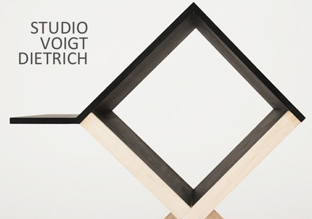 Buchtisch table book | Image courtesy of Voigt Dietrich