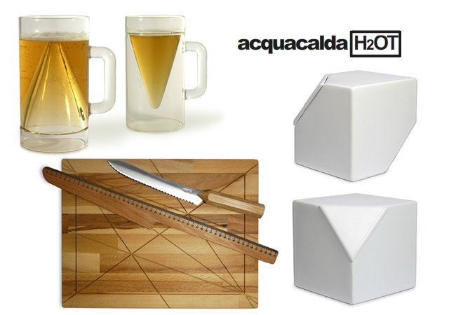 Geometrical inspiration | Image courtesy of Acquacalda