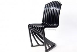 Stripe chair - thumbnail_3