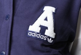 Giacca college Adidas - thumbnail_3