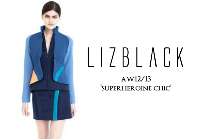 Liz Black autunno/inverno 2012 | Image courtesy of Liz Black