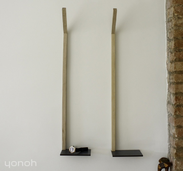 One coat rack