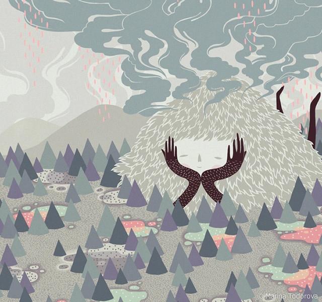 Illustrations by Marina Etc | Image courtesy of Marina Etc