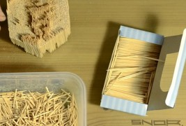 DRIVE in toothpicks - thumbnail_1