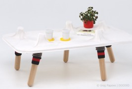 Five Toes coffee table - thumbnail_1