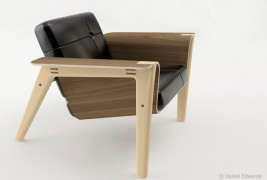 Club chair - thumbnail_2