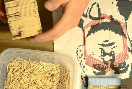 DRIVE in toothpicks - thumbnail_3