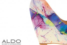 Aldo printed wedges - thumbnail_3