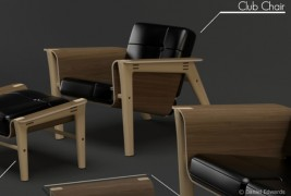 Club chair - thumbnail_4