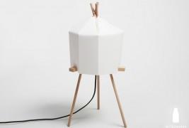 Paper lamp - thumbnail_1
