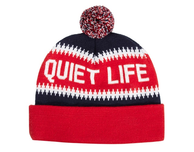 The Quiet Life beanie
