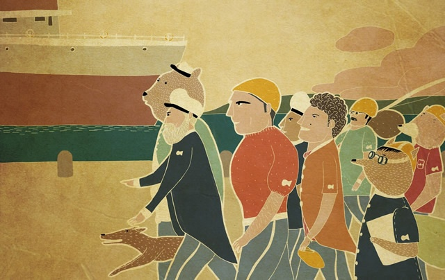 Illustrations by Cecilia Botta