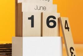 Wood shuffle calendar - thumbnail_2