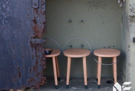 Headlands carrier stools - thumbnail_2
