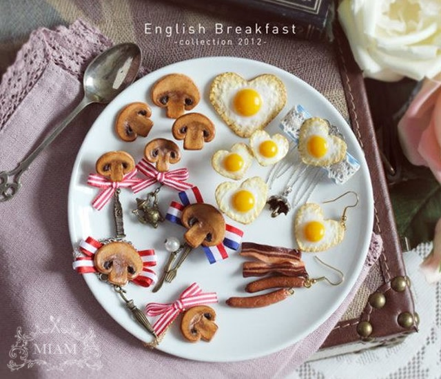 English Breakfast by Miam Paris