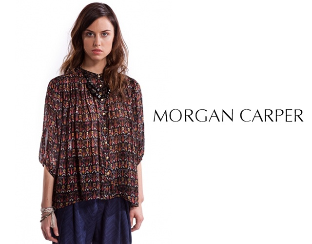 Morgan Carper fall/winter 2012 | Image courtesy of Morgan Carper