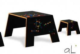 Mavalà blackboard table - thumbnail_2