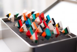 Geometric Boobs Pins - thumbnail_2