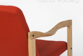 Easy chair by Rasmus Warberg - thumbnail_1