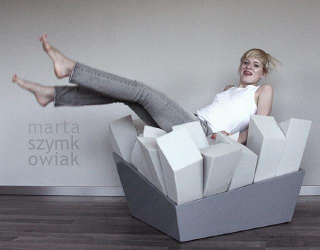 Manet armchair