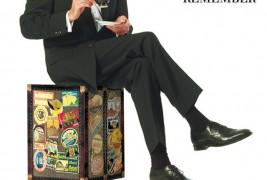 Globetrotter cardboard stool - thumbnail_1