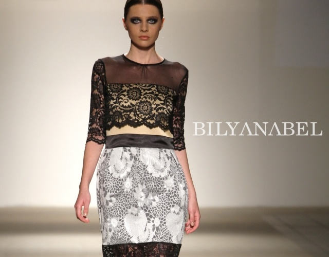 Bilyanabel fall/winter 2012 | Image courtesy of Bilyanabel