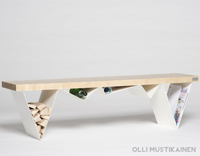 Mägi bench | Image courtesy of Jussi Peso