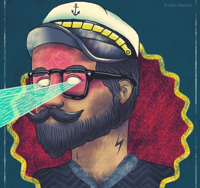 Illustrations by Alex Madrid | Image courtesy of Alex Madrid