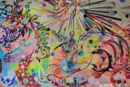 Ballpoint pen art by Samuel Levy - thumbnail_2