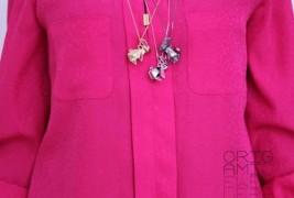 Origami rabbit necklace - thumbnail_3