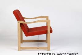 Easy chair by Rasmus Warberg - thumbnail_3