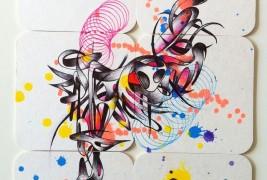 Ballpoint pen art by Samuel Levy - thumbnail_3