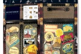 Globetrotter cardboard stool - thumbnail_5