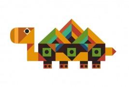 Geometric animals - thumbnail_6