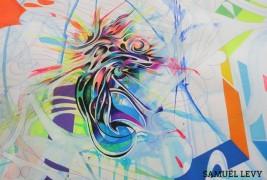 Ballpoint pen art by Samuel Levy - thumbnail_7